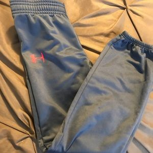 Girls under armour pants